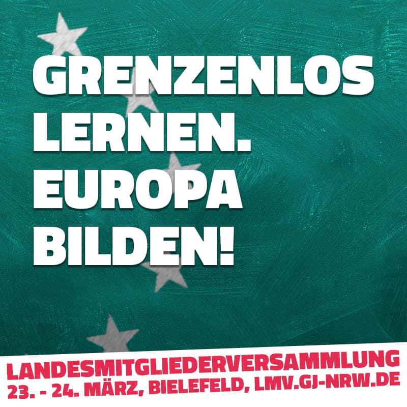 Wir Gewinnen Eine Aktion Von Europa Gewinnt